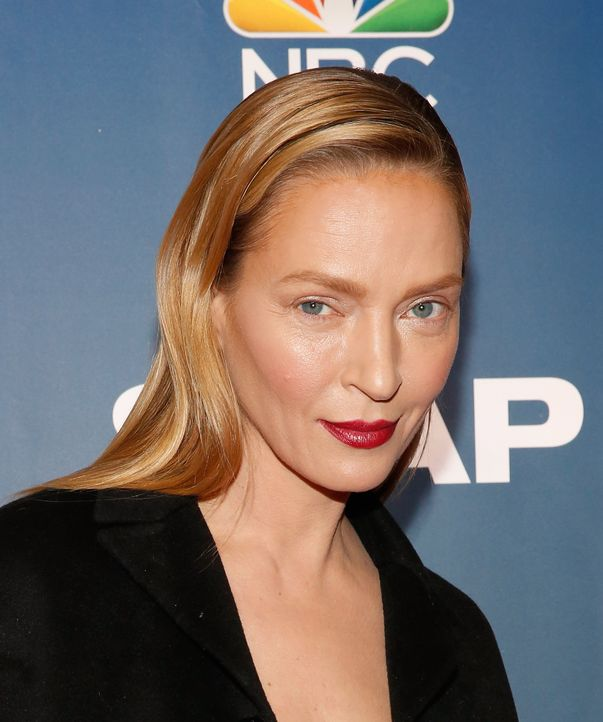 Uma_Thurman_Botox_Feb2015 - Bildquelle: Getty Images/AFP