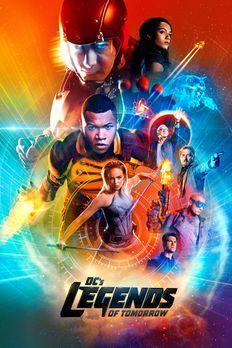 Legends of Tomorrow - (2. Staffel) - Legends of Tomorrow - Artwork - Bildquel...