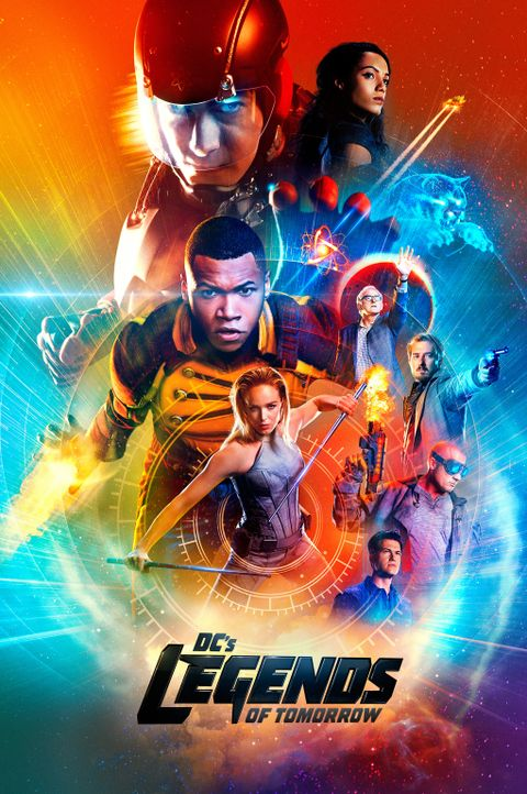 (2. Staffel) - Legends of Tomorrow - Artwork - Bildquelle: 2016 Warner Bros.
