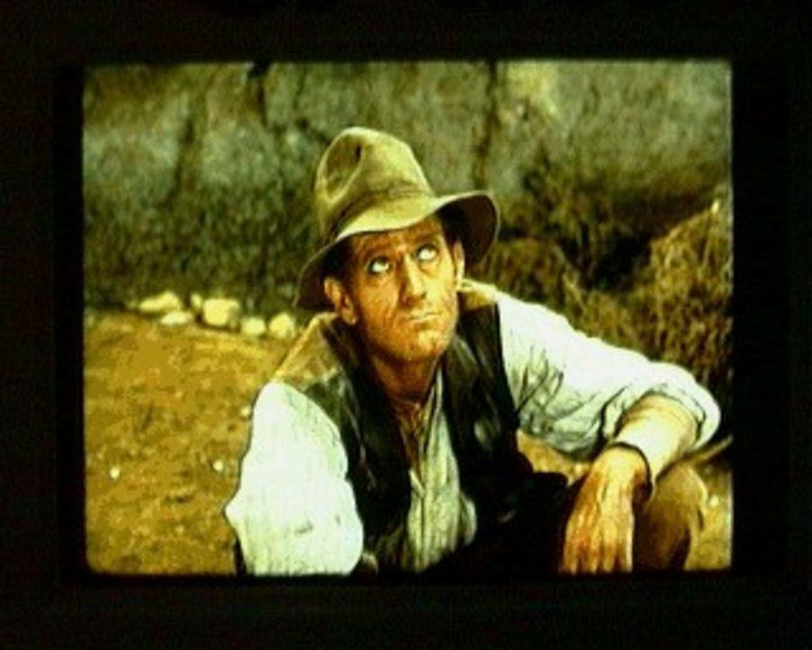 Während einer Dürreperiode taucht in Virginia City ein Mann auf. Tusla Weems (John Anderson) behauptet, ein Regenmacher zu sein. Er verspricht den F... - Bildquelle: Paramount Pictures