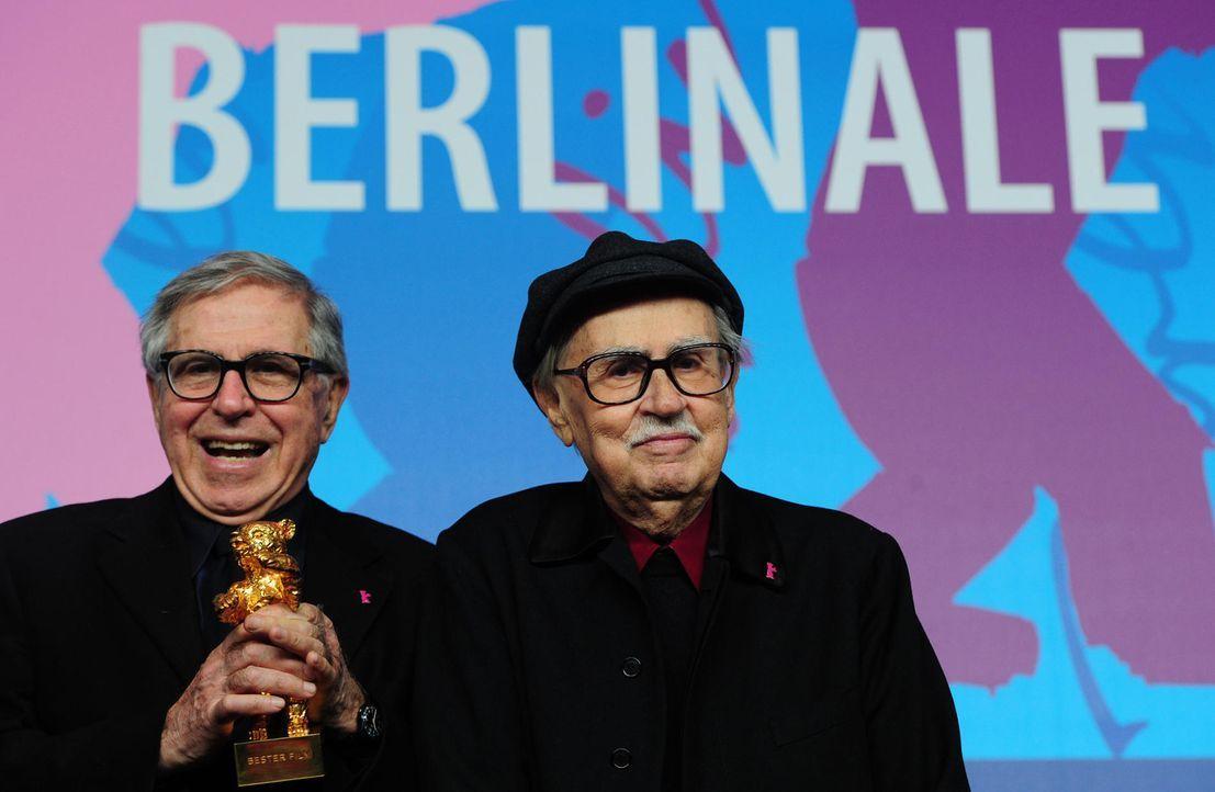 berlinale-12-02-18-vittorio-taviani-paolo-taviani-afpjpg 1900 x 1239 - Bildquelle: AFP