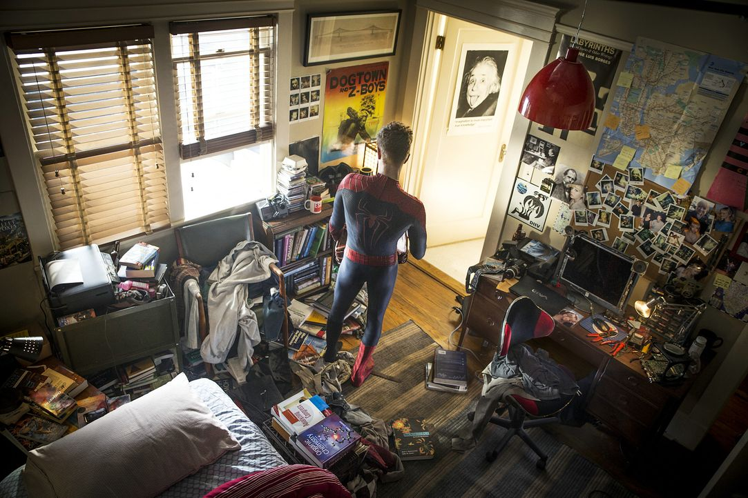 the-amazing-spider-man-2-04-Sony-Pictures - Bildquelle: 2013 Sony Pictures Releasing GmbH