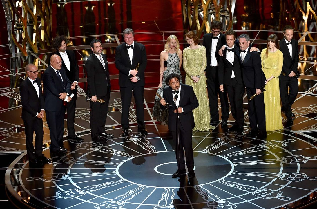 Oscar-150222-Show-getty-AFP (17) - Bildquelle: Kevin Winter/Getty Images/AFP