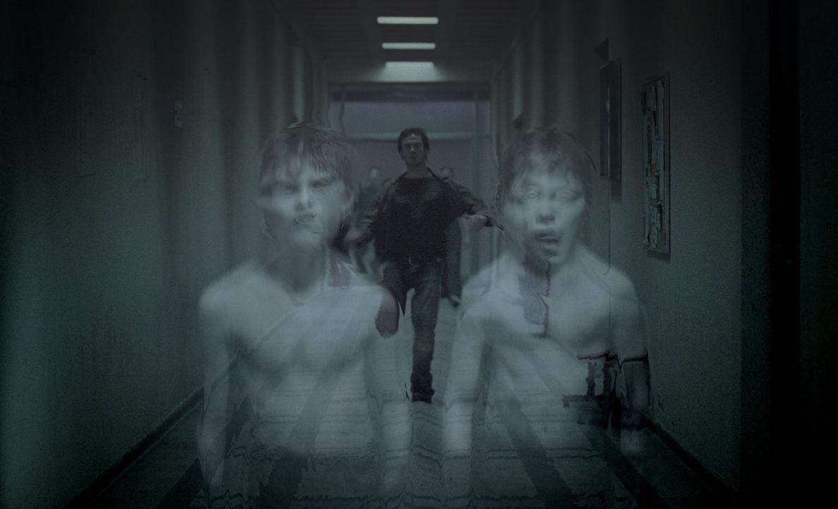 Haben doppelt Hunger auf sein Leben: Dexter (Ian Somerhalder, M.) und die toten Zwillinge ... - Bildquelle: The Weinstein Company