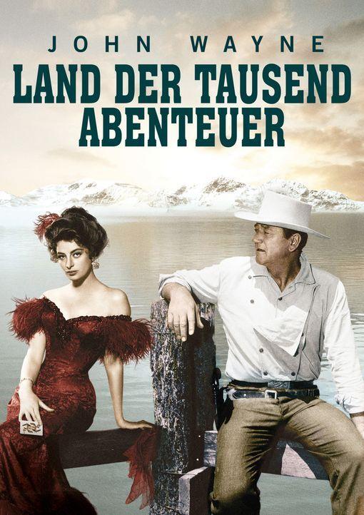 Land der tausend Abenteuer - Artwork - Bildquelle: 1960 Twentieth Century Fox Film Corporation.
