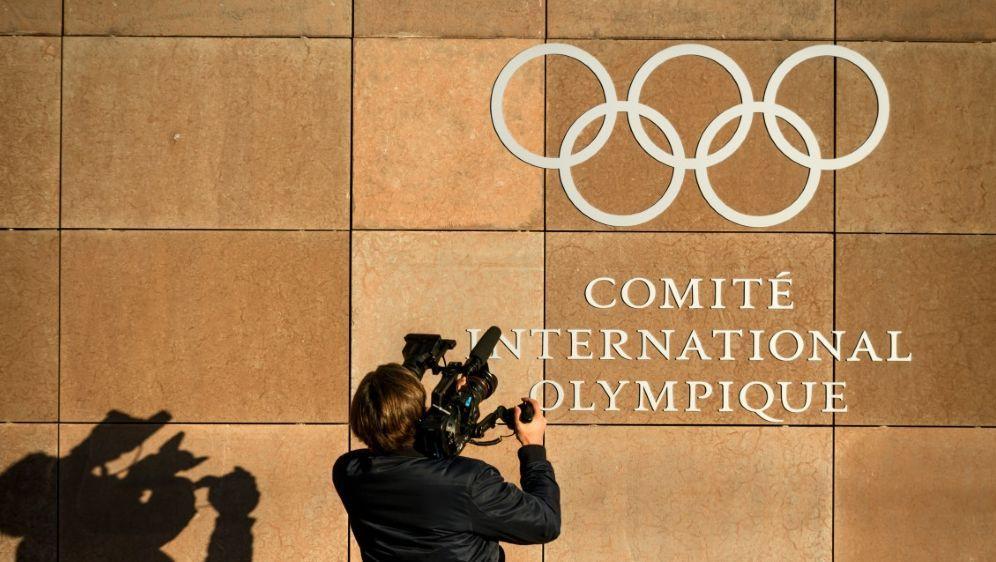 Das IOC war Ziel von Hacker-Angriffen - Bildquelle: AFPSIDFABRICE COFFRINI
