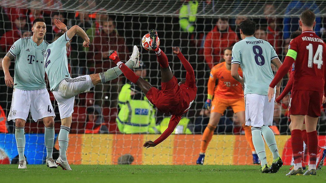 Champions League-Kracher zwischen München und Liverpool: Fünf Gründe, die für die Bayern sprechen - Bildquelle: imago/Action Plus