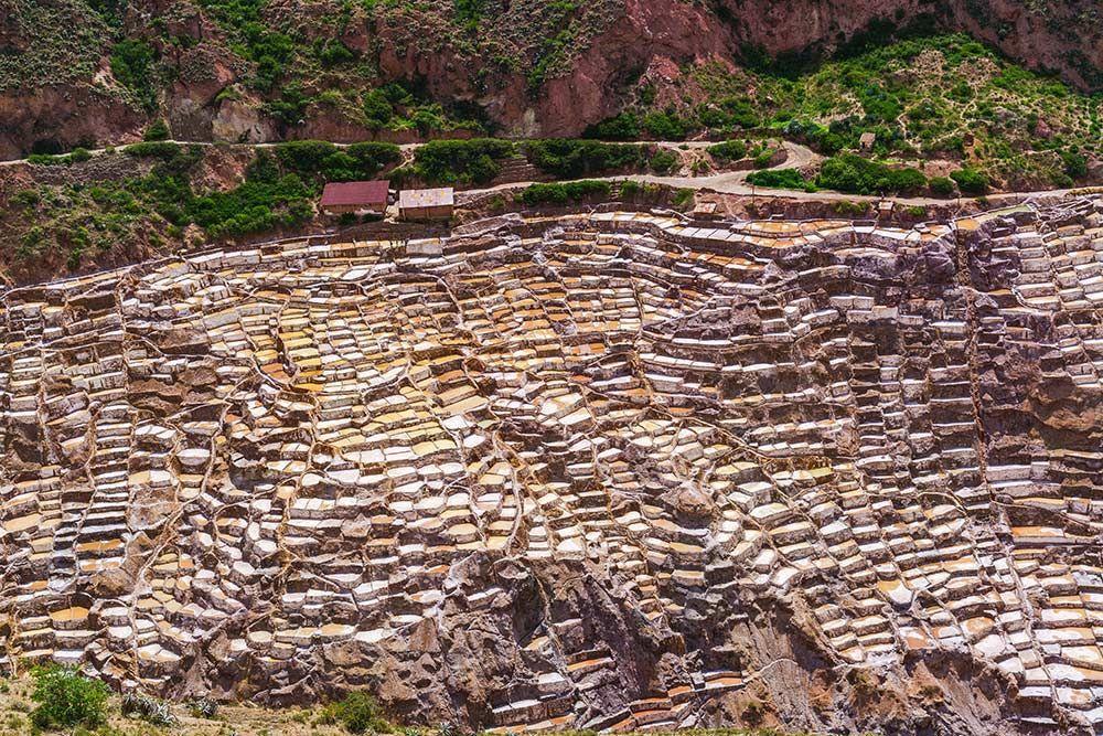 Salz der Inkas