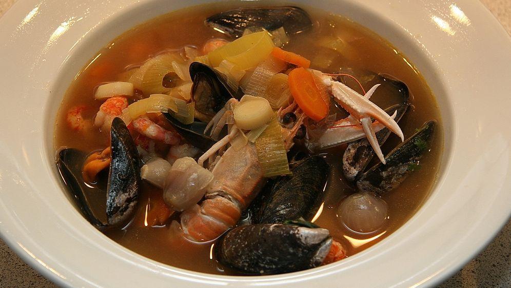 Echte Ligurische Gemüsesuppe mit Fisch und Aioli - Bildquelle: Pixabay