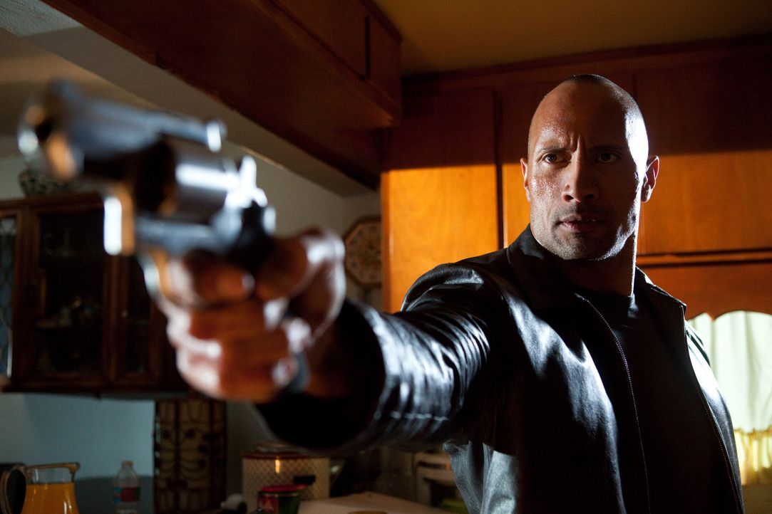 Auf gnadenloser Vergeltungstour: der gerade aus dem Knast entlassene Driver (Dwayne Johnson) ... - Bildquelle: 2010 CBS FILMS, INC.  All rights reserved.