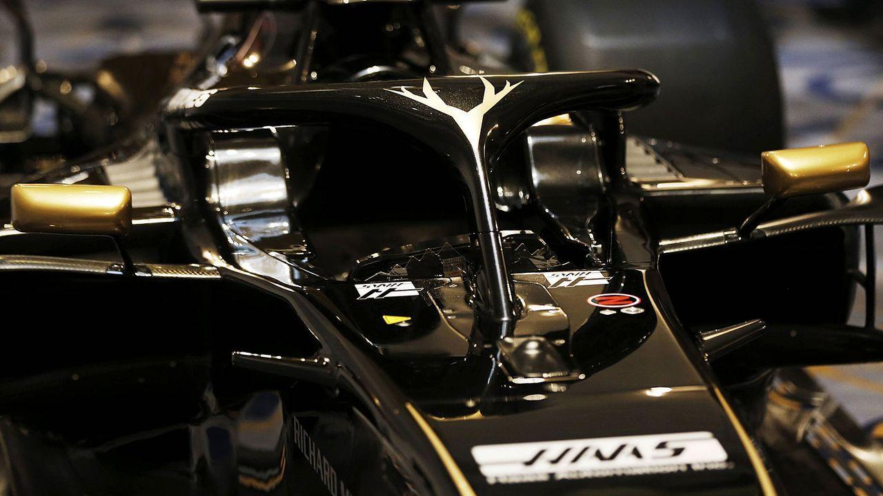 Formel-1-Autos 2019: Rich Energy Haas F1 Team - Bildquelle: imago/Motorsport Images