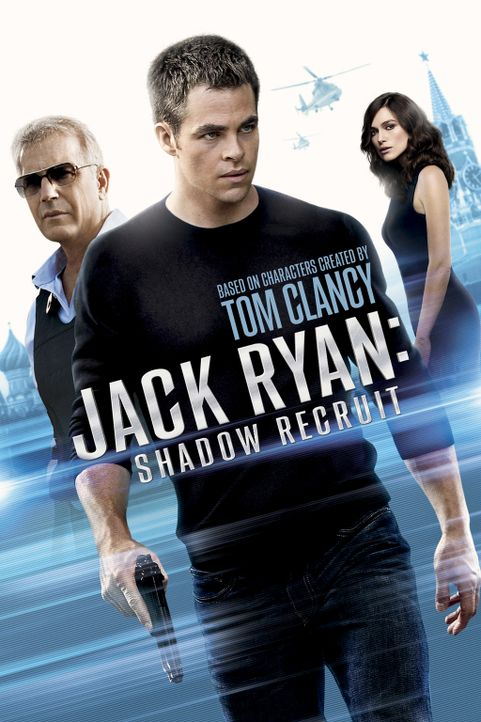 JACK RYAN: SHADOW RECRUIT - Plakat - Bildquelle: Larry D Horricks MMXIV Paramount Pictures Corporation. All Rights Reserved.
