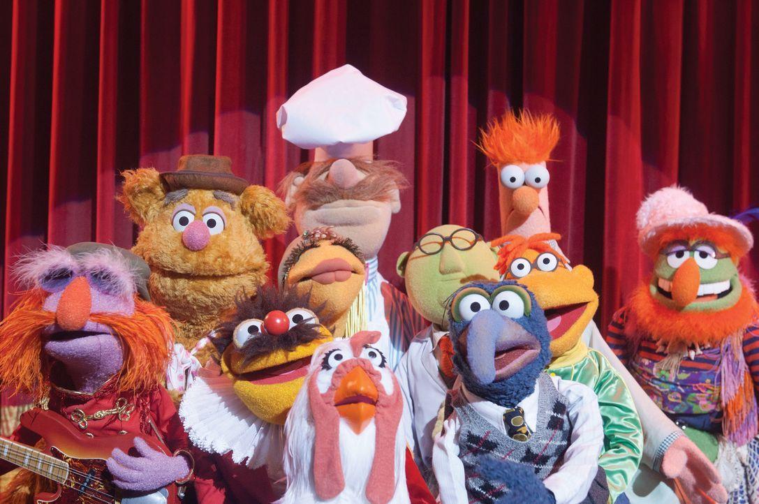 Oh nein! Die Muppet-Studios sollen abgerissen werden. Wird es der eingespielten Truppe gelingen, in zwei Tagen eine komplette Spendenshow auf die Be... - Bildquelle: The Muppets Studio, LLC. All rights reserved