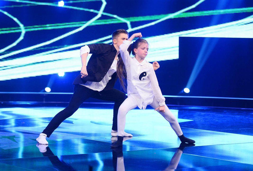 Got-To-Dance-Fritz-Lauri-04-SAT1-ProSieben-Willi-Weber - Bildquelle: SAT.1/ProSieben/Willi Weber