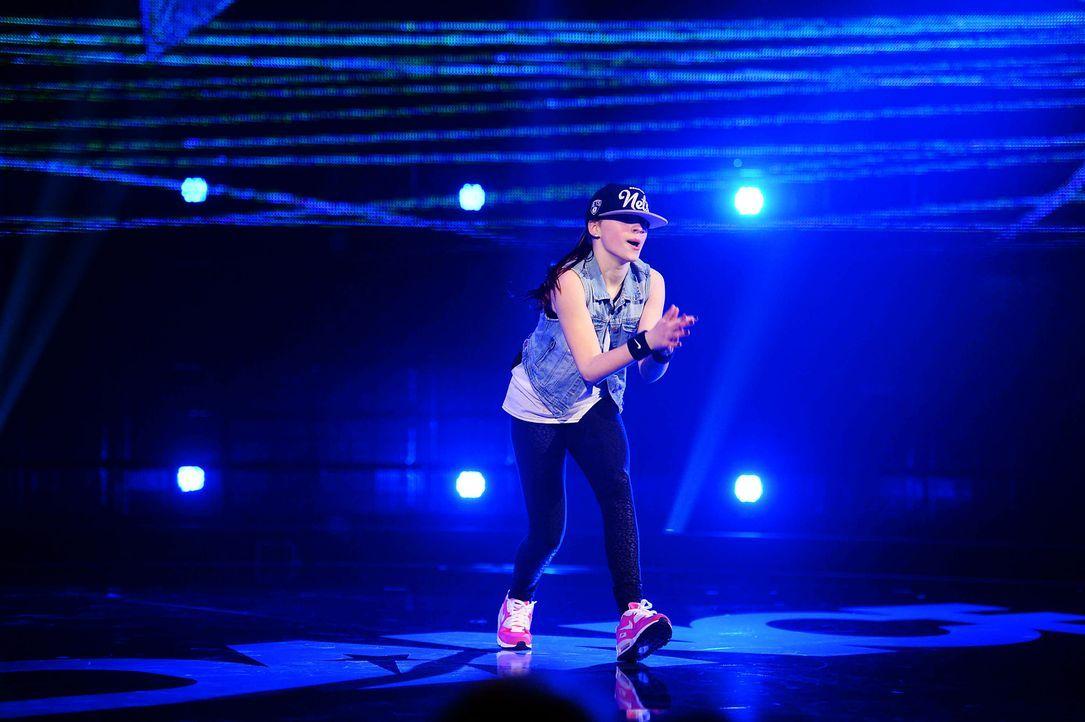 Got-To-Dance-Jolina-10-SAT1-ProSieben-Willi-Weber - Bildquelle: SAT.1/ProSieben/Willi Weber