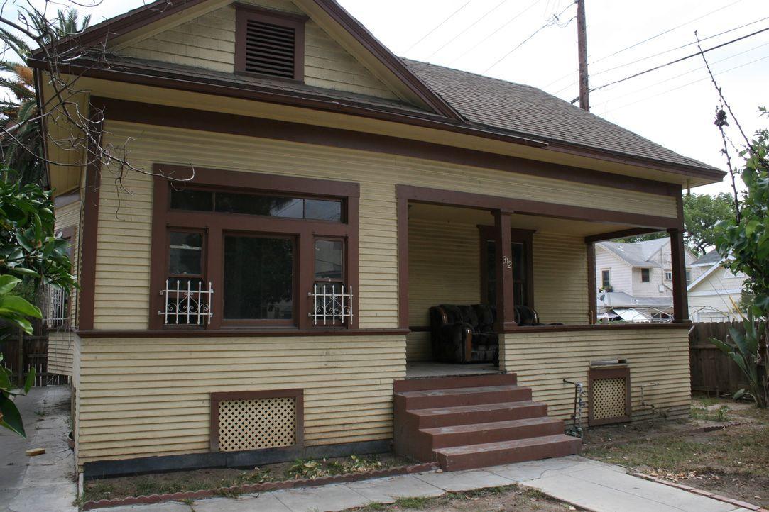 Die Renovierung alter Häuser birgt immer unvorhersehbare Probleme und dieses Haus ist keine Ausnahme ... - Bildquelle: 2015,HGTV/Scripps Networks, LLC. All Rights Reserved