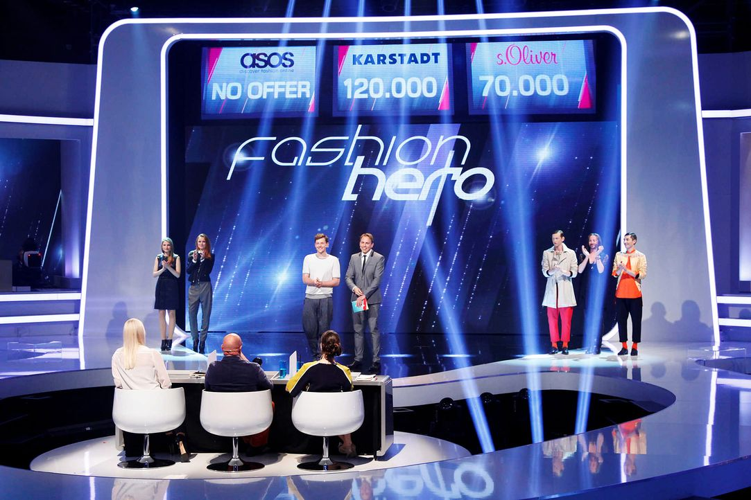 Fashion-Hero-Epi05-Show-16-ProSieben-Richard-Huebner - Bildquelle: Richard Huebner