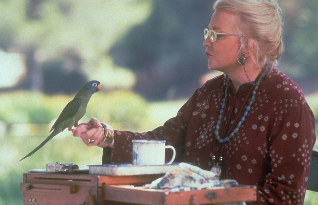 Erst eine alleinstehende, alte Dame Ivy (Gena Rowlands, r.) gewinnt Paulies (l.) Vertrauen. Ihr erzählt er seine traurige Geschichte ... - Bildquelle: DreamWorks