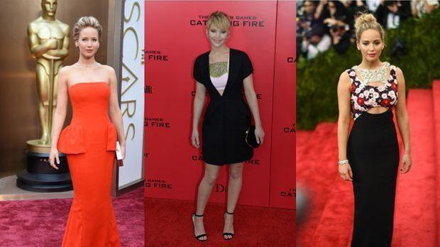 Jennifer Lawrence Figur