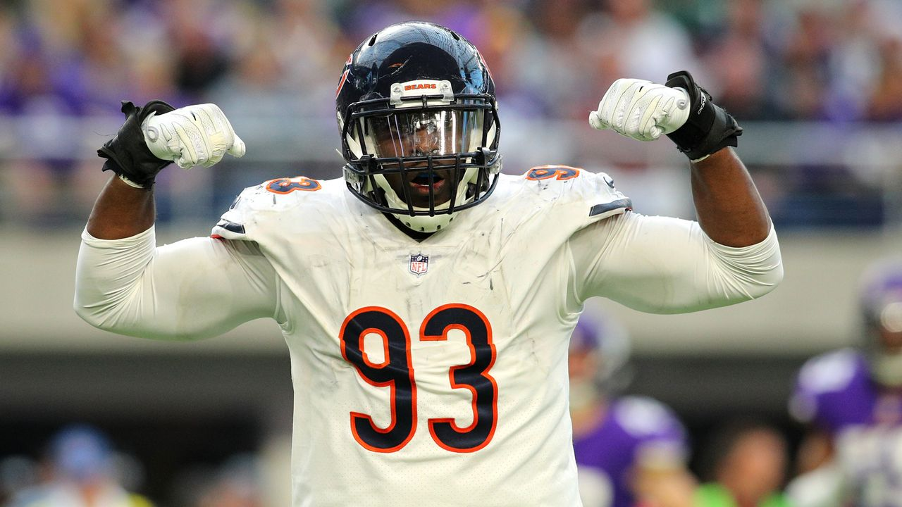 Platz 22: Chicago Bears - Bildquelle: 2017 Getty Images