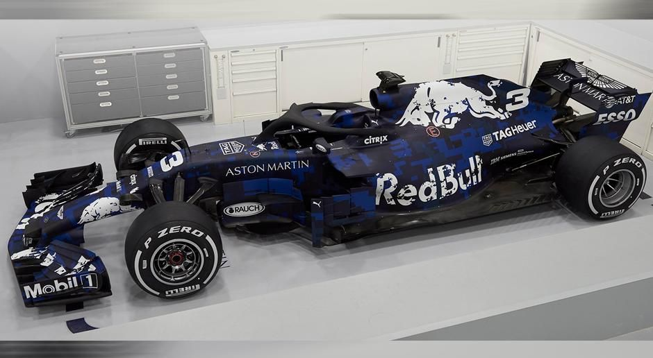 Red Bull Racing - Bildquelle: twitter.com/redbullracing