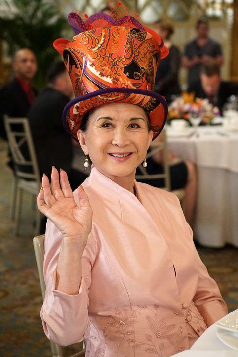 Gründet mit den Kinder ihre eigene Modemarke: Grandma (Lucille Soong) ... - Bildquelle: 2016-2017 American Broadcasting Companies. All rights reserved.