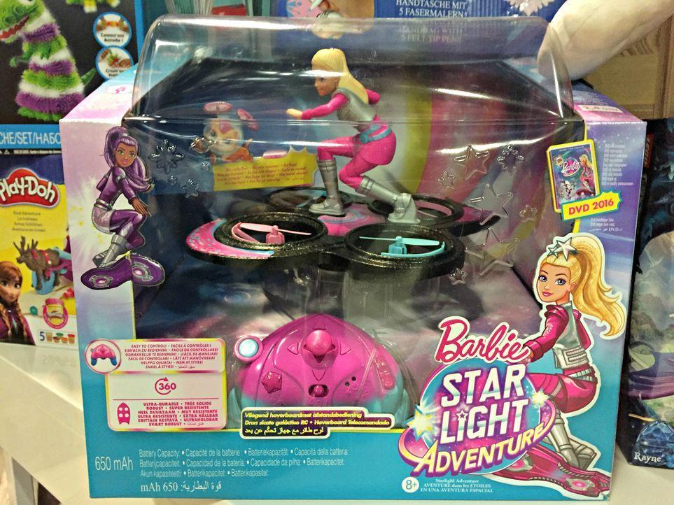 """Top 3 """"Mädchen""""1. """"Star Light Adventure"""" von Mattelca. 2..."""