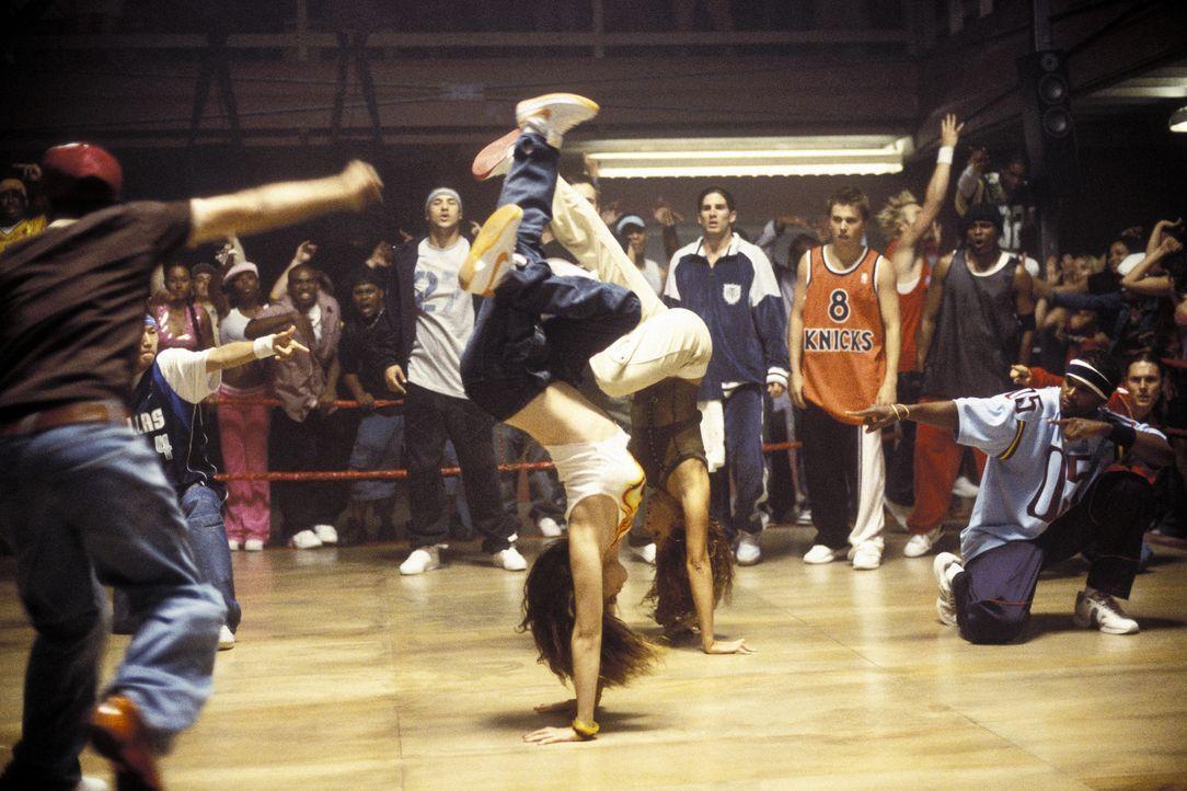 """""""The Big Bounce"""" ist ein Wettbewerb, bei dem der besten Street Dancer-Crew Amerikas 50.000 Dollar winken ... - Bildquelle: 2004 Screen Gems, Inc. All Rights Reserved."""
