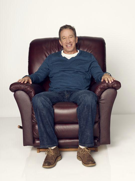 (1. Staffel) - Mike Baxter ist Marketingchef eines Sportartikel und Waffen-Ladens, ein ganzer Mann. Als er sich jedoch mehr um den Internet-Verkauf... - Bildquelle: 2011-2012 American Broadcasting Companies. All rights reserved.