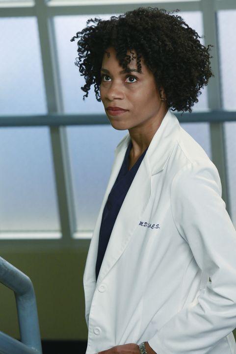 Maggie (Kelly McCreary) verschließt sich Richard gegenüber, denn sie möchte nach reiflicher Überlegung zukünftig Privat- und Arbeitsleben stärker tr... - Bildquelle: ABC Studios