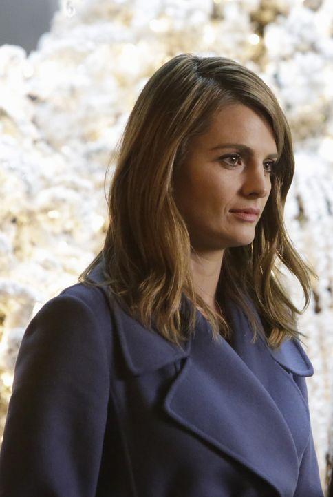 Gibt alles, um einen Mörder zu fassen: Beckett (Stana Katic) ... - Bildquelle: ABC Studios