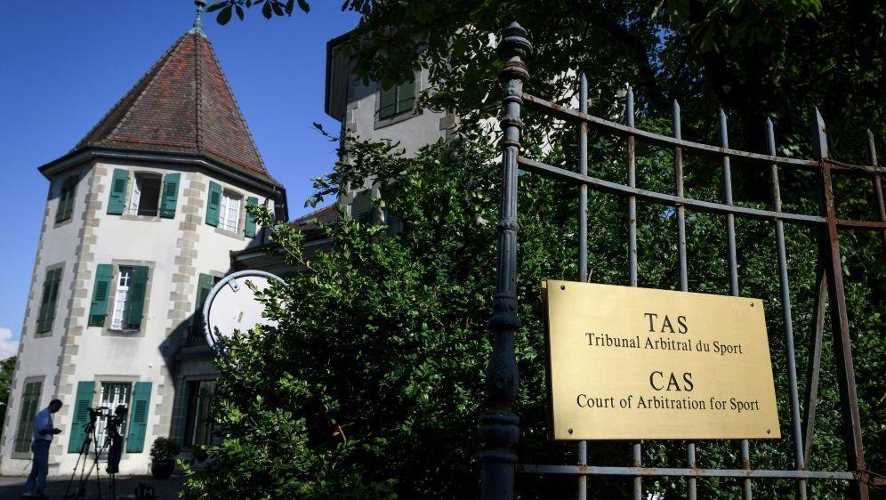 Der CAS wurde 1984 in Lausanne gegründet - Bildquelle: AFPSIDFABRICE COFFRINI