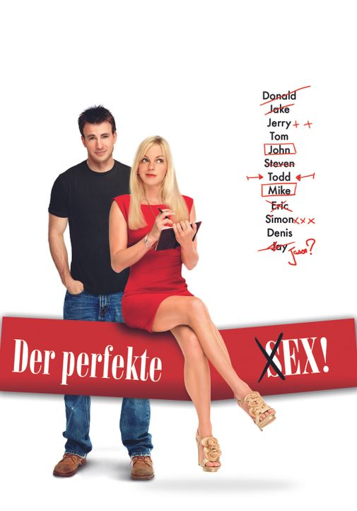 Der perfekte Ex - Plakatmotiv - Bildquelle: 2010 Twentieth Century Fox Film Corporation. All rights reserved.