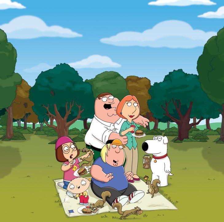 (13. Staffel) - Eine ganz besondere Familie: Die Griffins ... - Bildquelle: 2014 Twentieth Century Fox Film Corporation. All rights reserved.