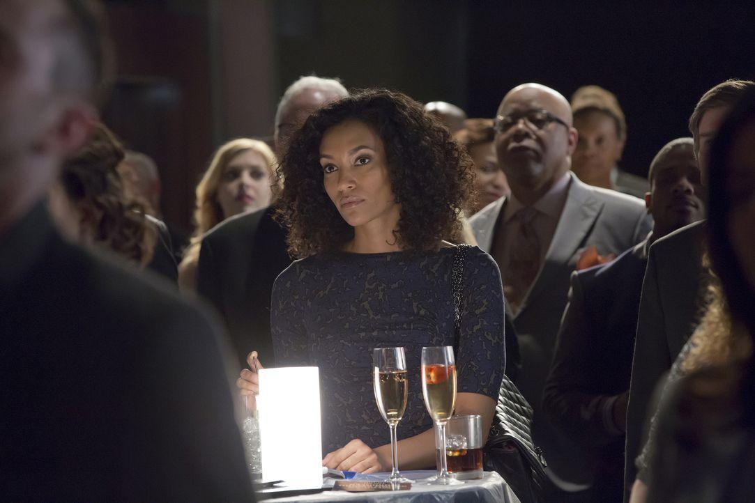Ahnt noch nicht, dass sie sich nicht mit Lucious anlegen sollte: Harper Scott (Annie Ilonzeh) ... - Bildquelle: Chuck Hodes 2015-2016 Fox and its related entities.  All rights reserved.