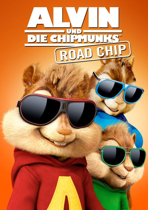 Alvin und die Chipmunks: Road Chip - Artwork - Bildquelle: 2015 Twentieth Century Fox Film Corporation.  All rights reserved.  Alvin and the Chipmunks, the Chipettes and Characters TM &   2015 Bagdasarian Pr