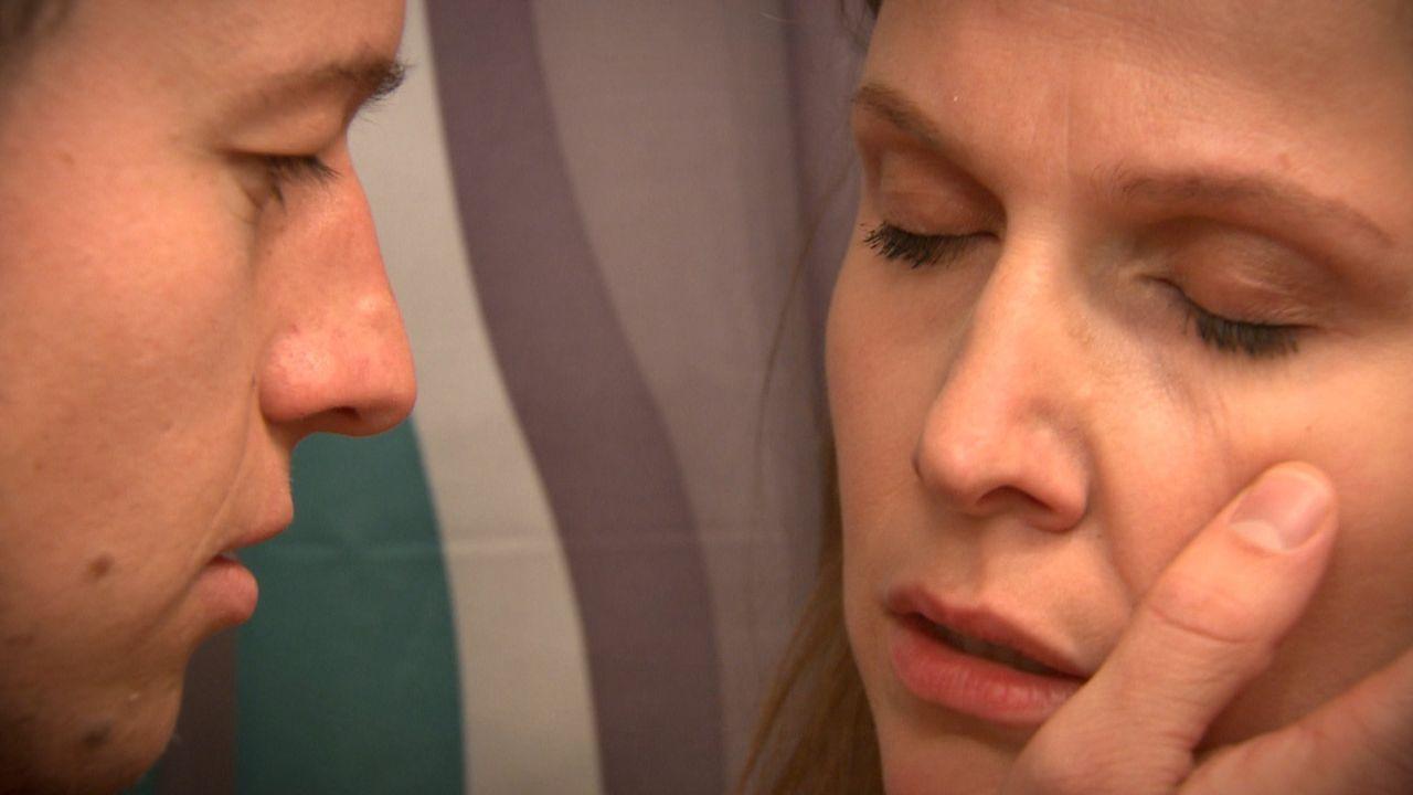 Die alleinerziehende Ulrike ist endlich wieder verliebt! Seit ihrer Scheidung vor drei Jahren hat die 35-Jährige keinen Mann mehr an sich herangela... - Bildquelle: SAT.1