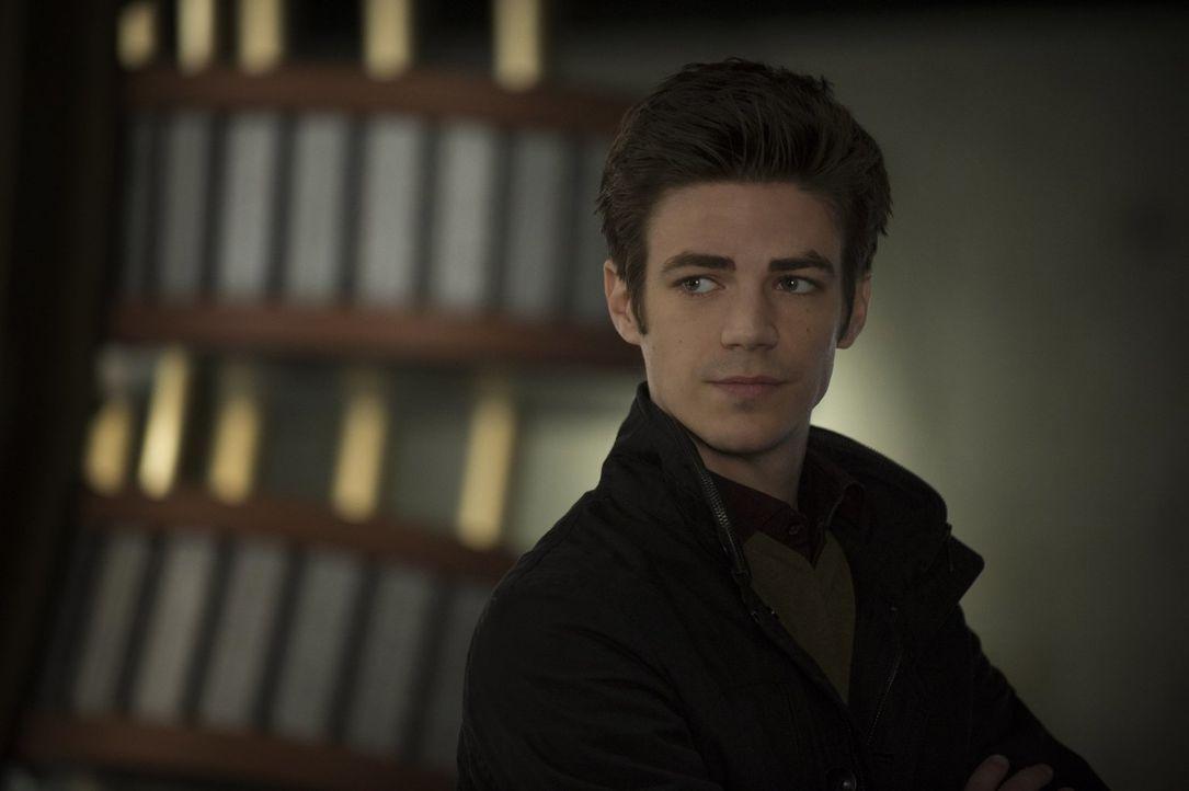 Barry (Grant Gustin) ist geschockt, als Eddie ihm seine Pläne offenbart ... - Bildquelle: Warner Brothers.