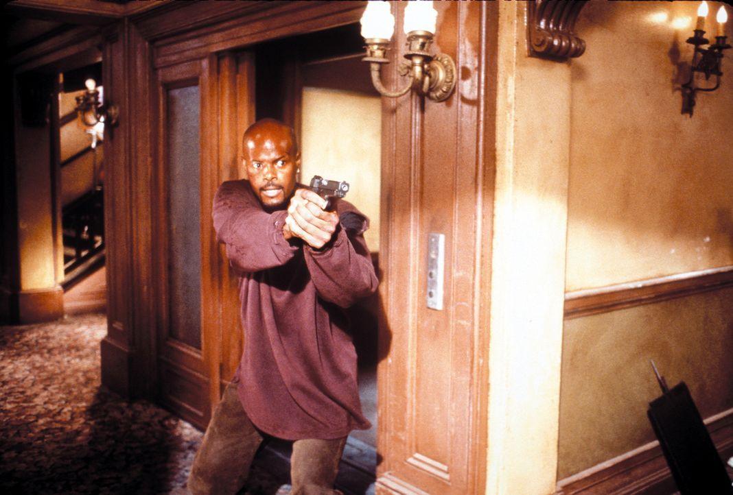 Einem Serienkiller auf der Spur: Jim Campbell (Keenen Ivory Wayans) ... - Bildquelle: Warner Bros. Pictures