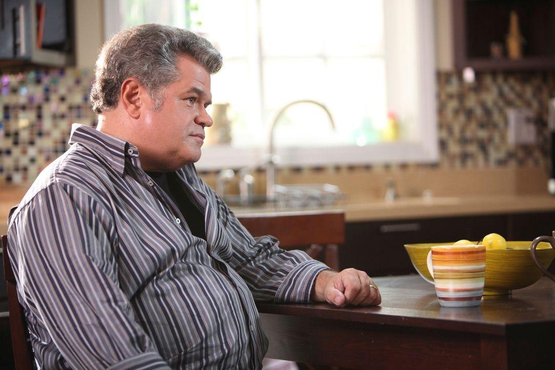 Ist bei Sheldon zur Therapiesitzung: Nick (Michael Badalucco) ... - Bildquelle: ABC Studios