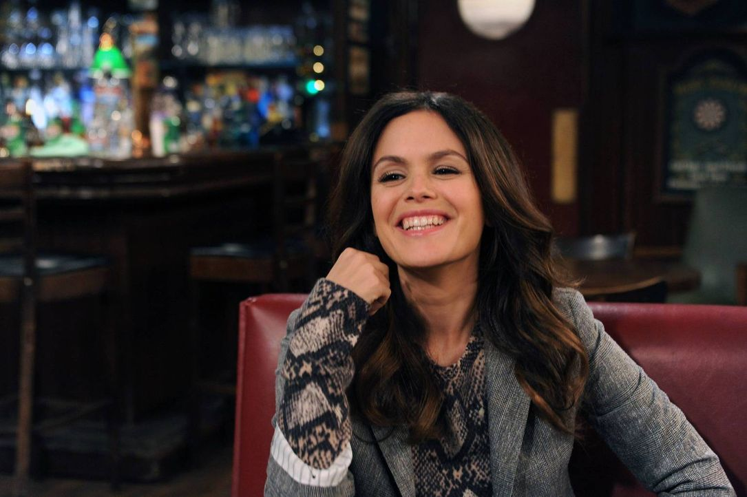 Hat Cindy (Rachel Bilson) etwas mit dem Kennenlernen von Ted und Tracy zu tun? - Bildquelle: 2014 Twentieth Century Fox Film Corporation. All rights reserved.