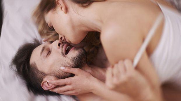 Orgasmus vortäuschen - Mann