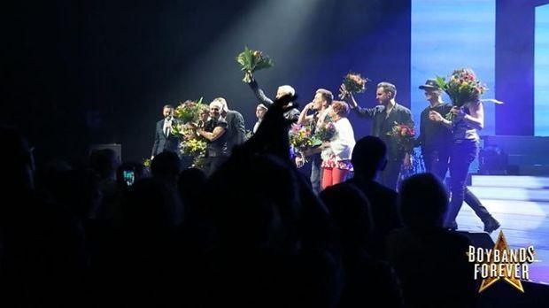 Boybands Forever Premiere Berlin