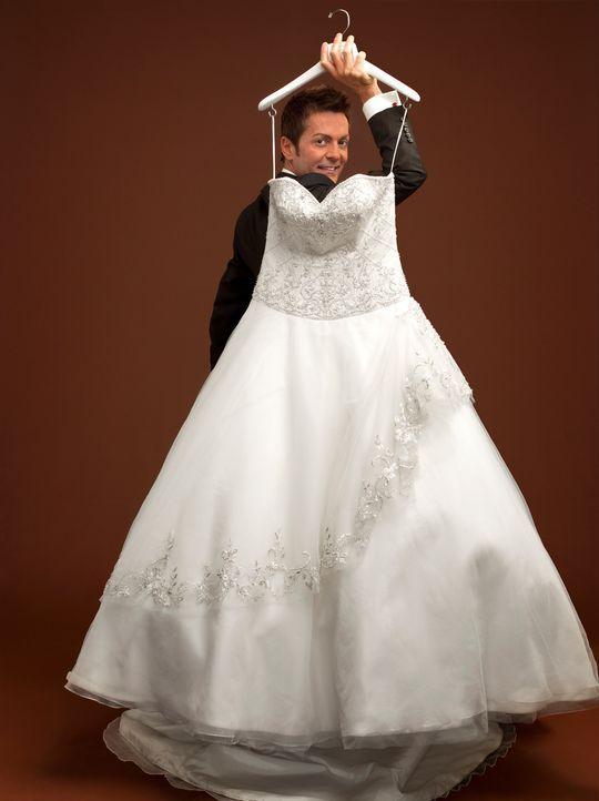 Randy Fenoli findet das perfekte Hochzeitskleid - Bildquelle: sixx
