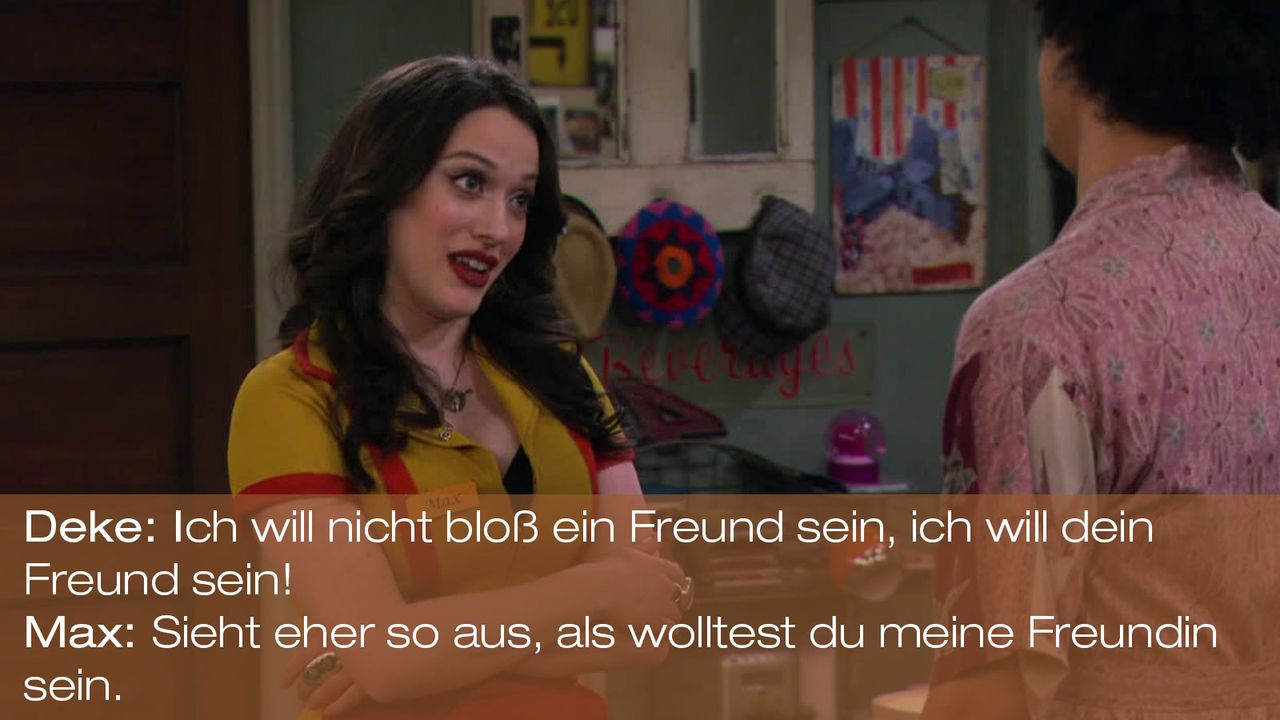 2-Broke-Girls---0316--Zitat-05 - Bildquelle: Warner Brothers