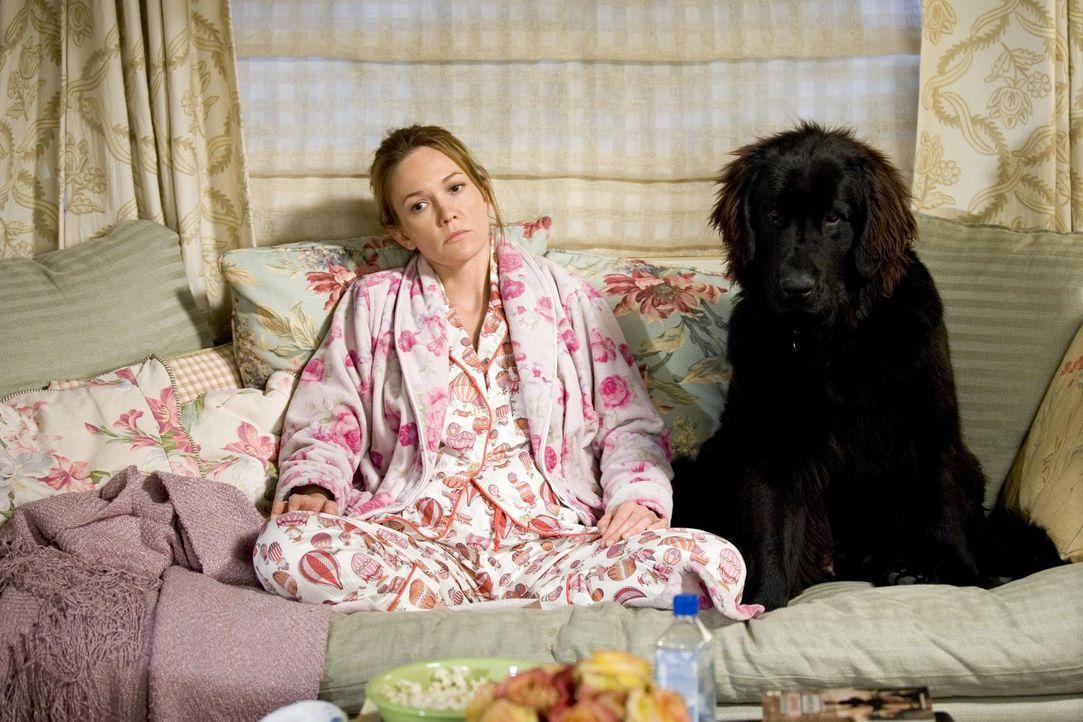 Kindergärtnerin Sarah Nolan (Diane Lane) ist seit einigen Monaten geschieden. Ihre Kollegen und Verwandten wollen nicht länger mit ansehen, wie sie... - Bildquelle: Warner Brothers
