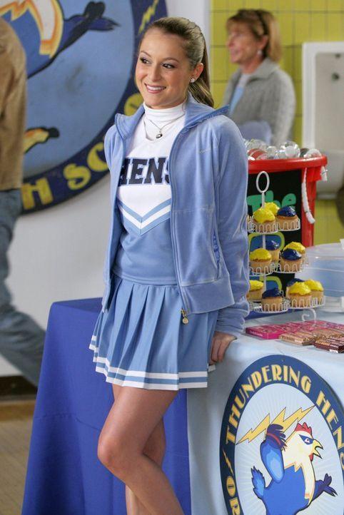 Die zielstrebige und ambitionierte Cheerleaderin Morgan (Alexa Vega) dated Axl, der in fast allen Angelegenheiten ihr komplettes Gegenteil ist ... - Bildquelle: Warner Brothers