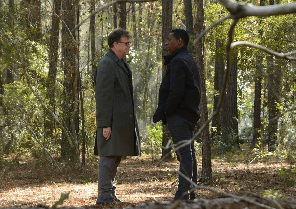 Welche Pläne haben Henry (John Noble, l.) und Irving (Orlando Jones, r.)? - Bildquelle: 2014 Fox and its related entities. All rights reserved
