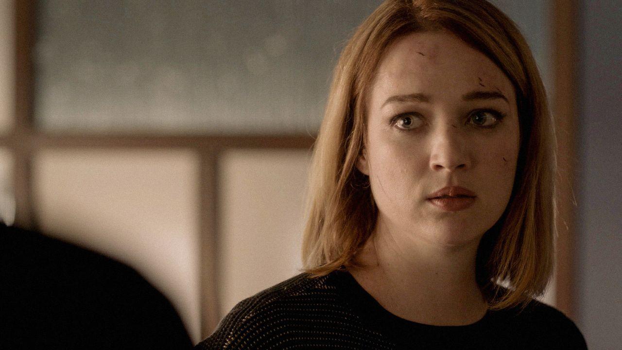 Jamie (Kristen Connolly) setzt alles daran, ihre Ziele zu erreichen - koste es, was es wolle. Unterdessen durchläuft Clems Schwangerschaft eine uner... - Bildquelle: 2017 CBS Broadcasting, Inc. All Rights Reserved