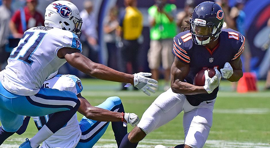 Kevin White (Chicago Bears) - Bildquelle: 2017 Getty Images